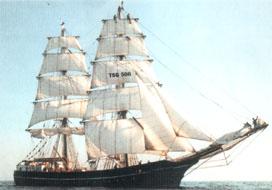 segelschiff zweimaster rätsel